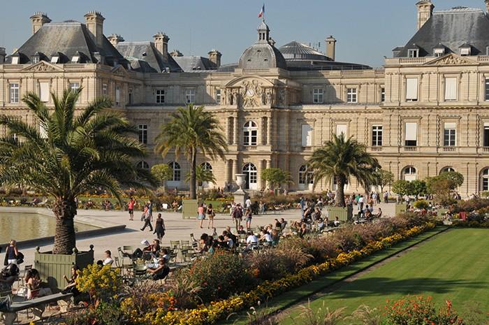 Jardin du luxembourg h tel au manoir st germain des pr s - Jardin du luxembourg enfant ...